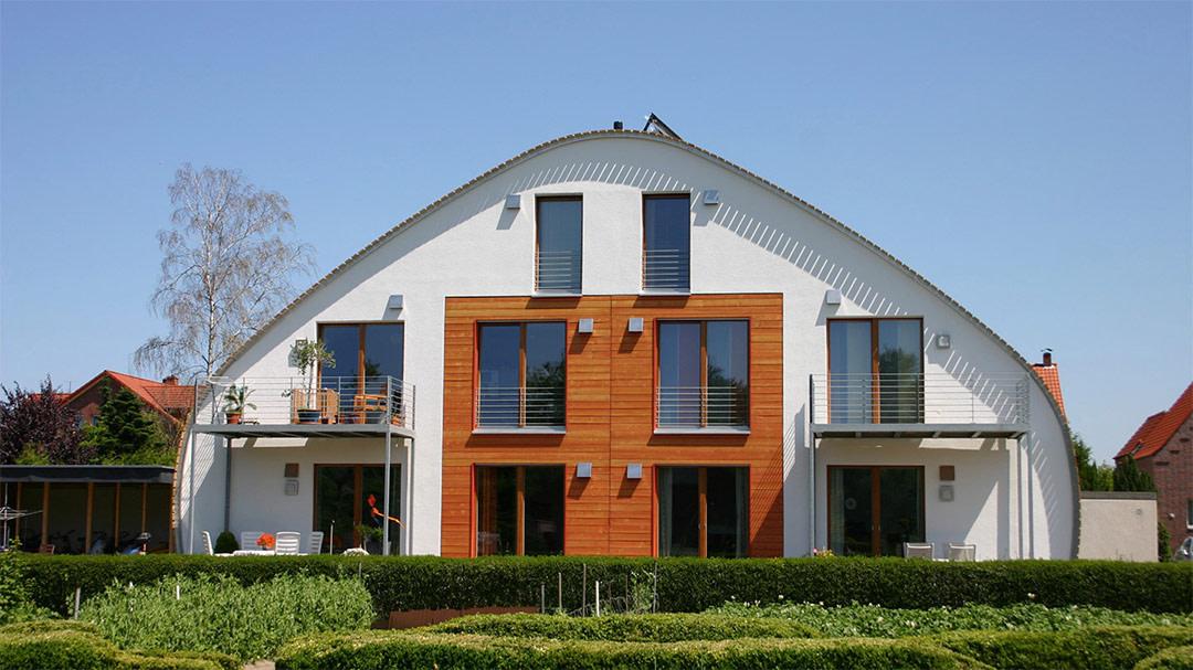 Architekt und Bauingenieur - Passivhaus Ansicht, Ahlen