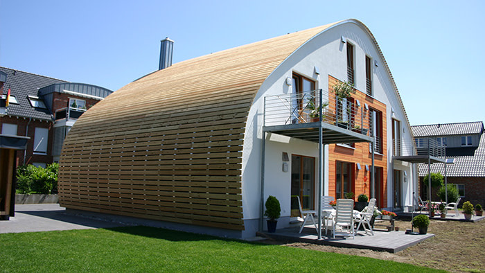 EMU Architekt Weber Passivhaus in Ahlen