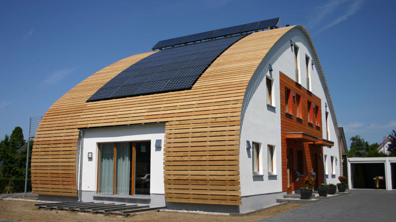 Mehrfamilienhaus in Ahlen - Holzbau, Mehrfamilienhaus, Passivhaus