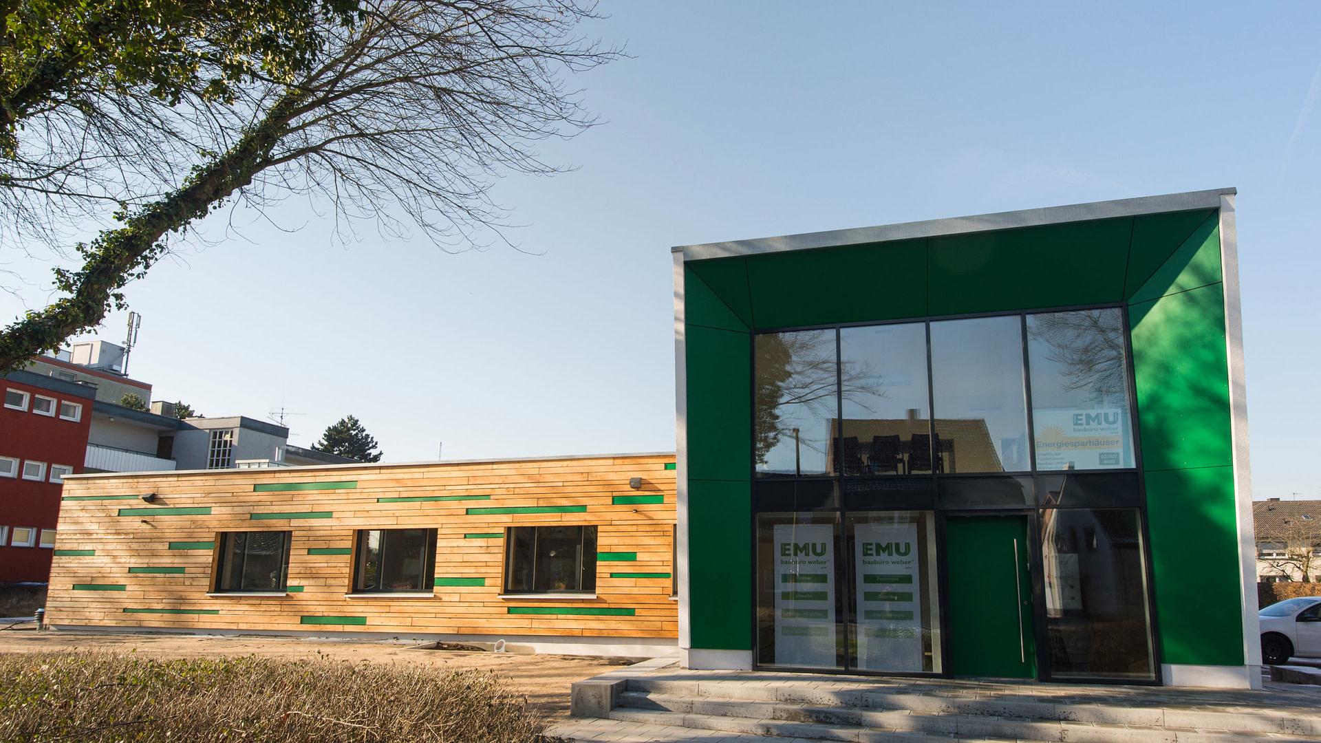 Tanzschule, Dolberger Str., Ahlen - Holzbau, Nichtwohngebäude, Passivhaus, Umbau / Anbau