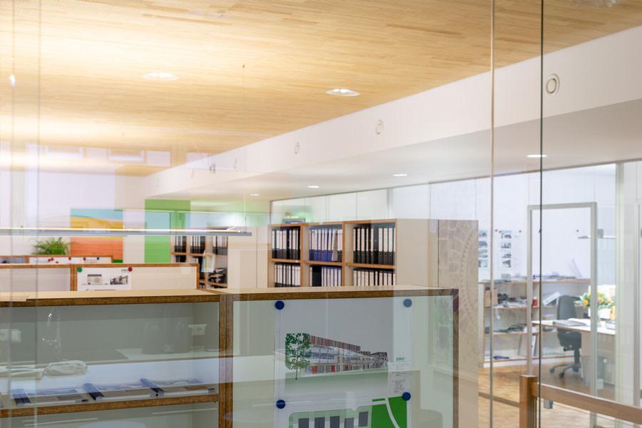 EMU Architekt Ahlen Leistungen Büro